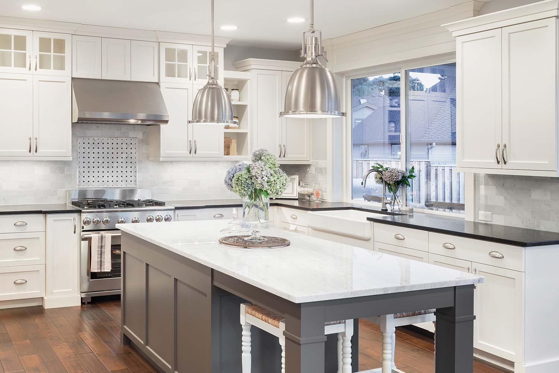 Nanaimo Kitchen Renovations - New Kitchens | Quest for Colour